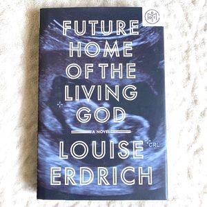 Hardback Book - Future Home of the Living God